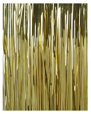 Lametta in Gold