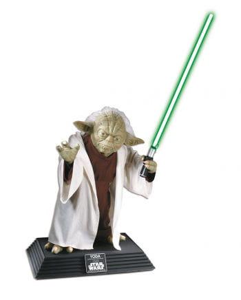 Yoda Statue lebensgroß