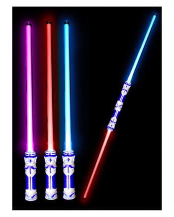 104cm LED Duo-Lichtschwert Multicolor