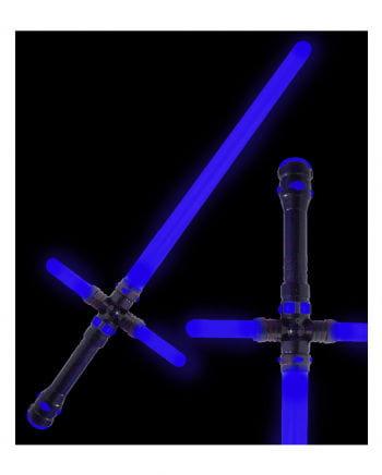 Blaues LED Lichtschwert 87cm