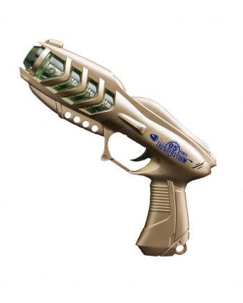 LED Light & Sound Spinning Orb Phazer Gun