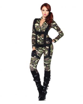 Fallschirmjäger Kostüm für Damen