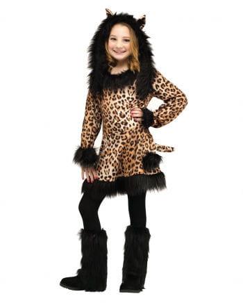 Leopard Kinder Verkleidung