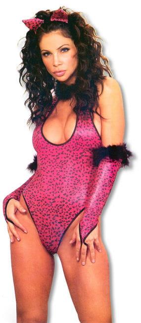 Pussycat Costume Set Xtra Large