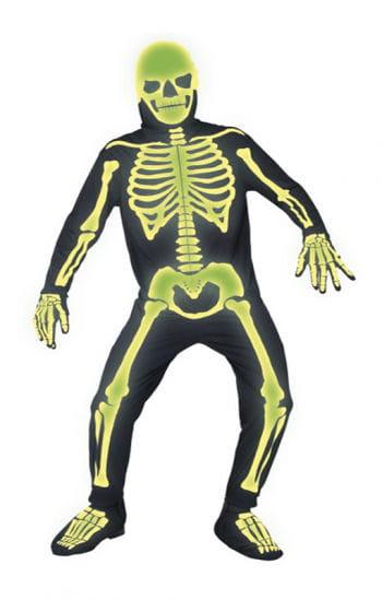 Glowing Skeleton Jumpsuit XL