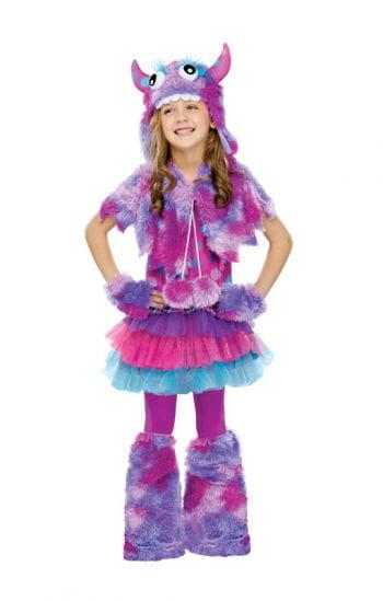 Purple Cuddle Monster Costume