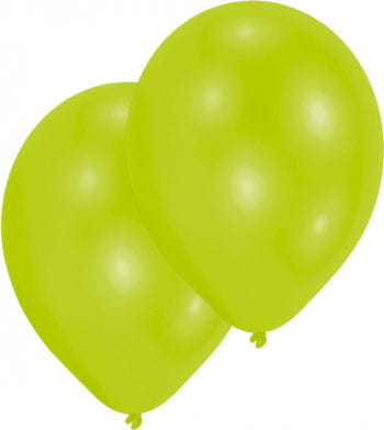 Lime Green Balloons 50 St.