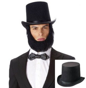 Lincoln Top Hat