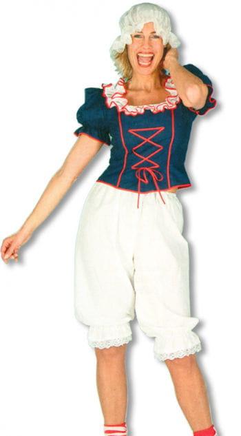 Dienstmagd Kostüm