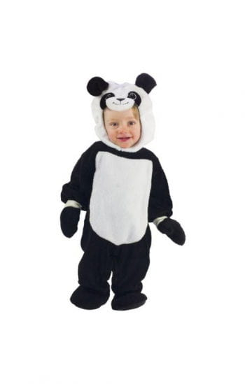 Little Panda Baby Costume