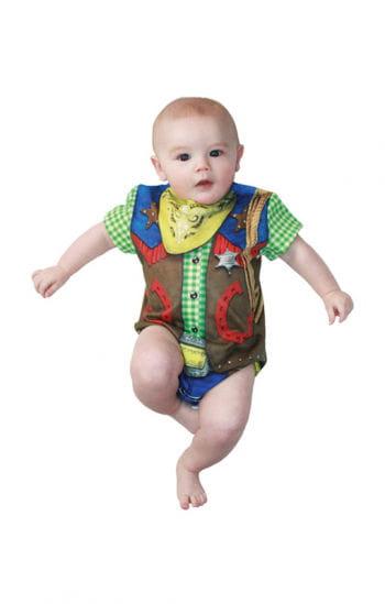 Little Sheriff Infant Creeper