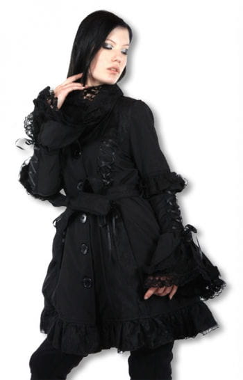 Zauberhafter Lolita Mantel Large