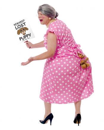 Dog Grandma Costume Lost Puppy