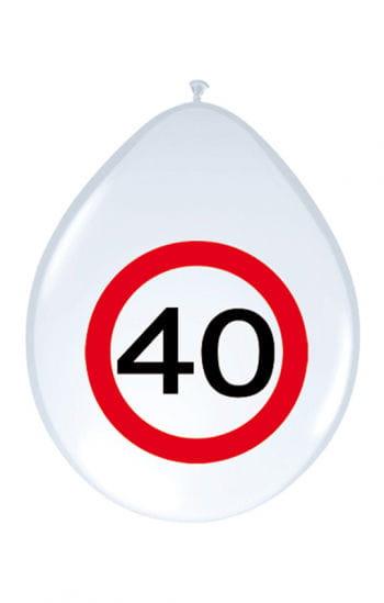Air Balloon Road Sign 40