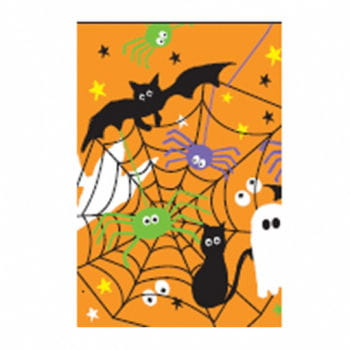 Funny Halloween tablecloth