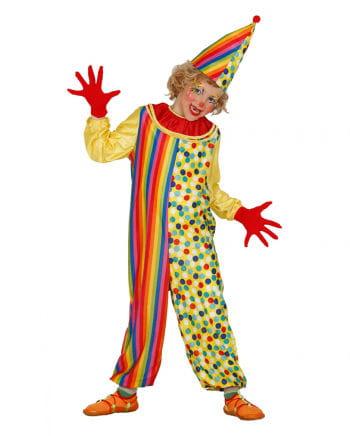 Funny clown costume