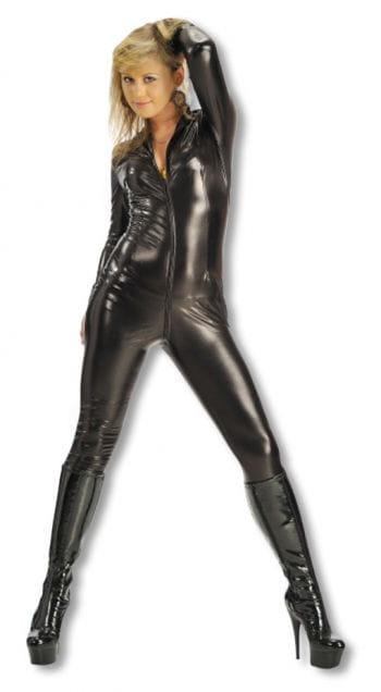 Lycra Catsuit schwarz M