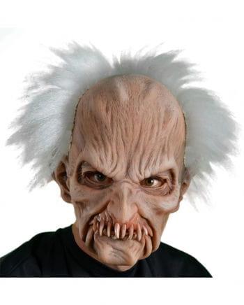 Verrückter Professor Zombie Maske