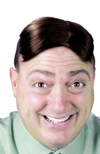 Men toupee brown