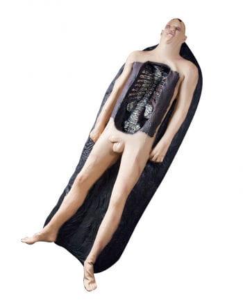 Männliche Leichenpuppe John Doe