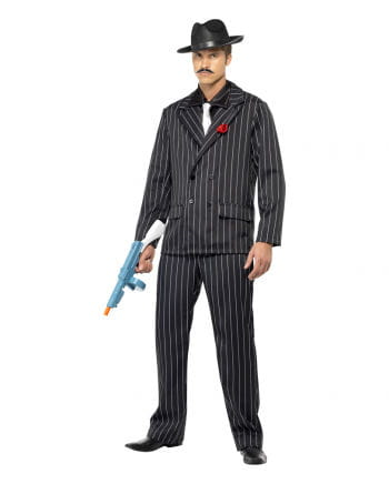 Nadelstreifen Mafia Anzug