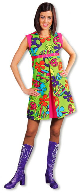Magic Hippie Kleid XL