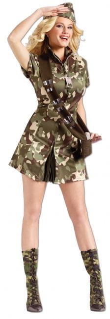 Major Lee Ladies Costume