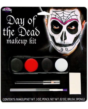 Makeup Kit Day of the dead men