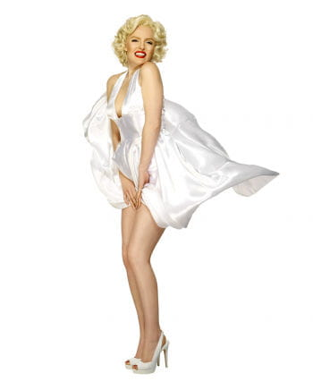 Licensed Marilyn Monroe costume