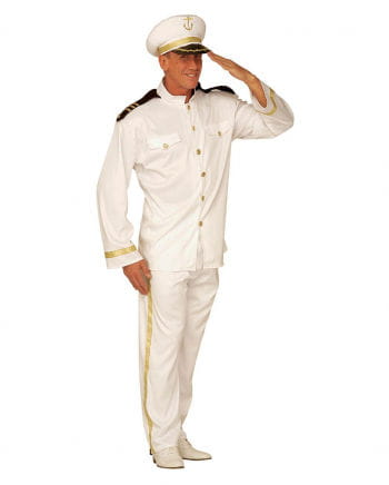 Navy Captain Costume L