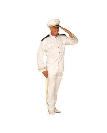 Marine Kapitän Kostüm XL