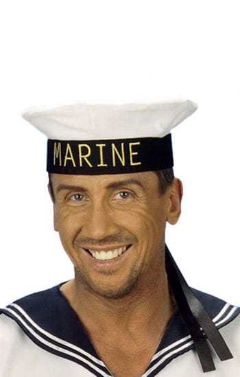 Sailor Hat with imprint