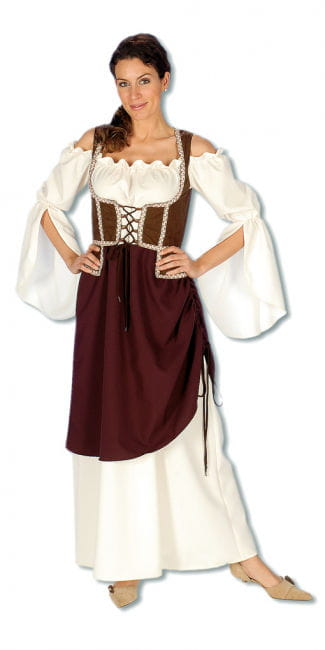 Marketenderin Plus Size Deluxe Costume