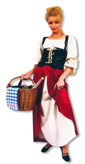 Marktfrau Kostüm