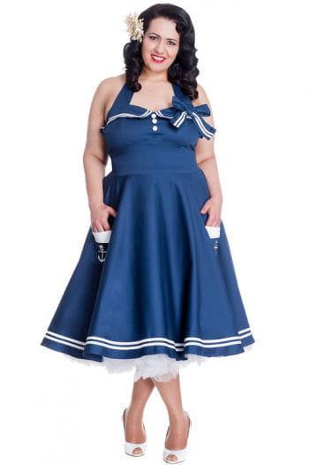 Sailor Kleid Plus Size
