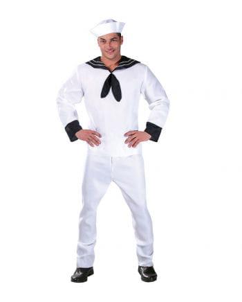 Matrosen Uniform mit Mütze