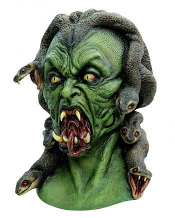 Medusa Maske aus Latex