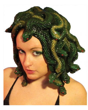 Medusa Schlangen-Kopfbedeckung