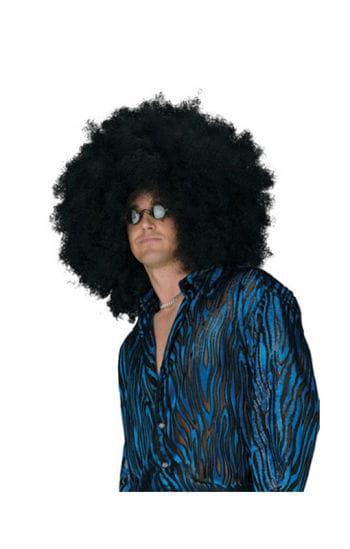Mega Afro Wig Black