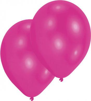 Premium Luftballons Magenta