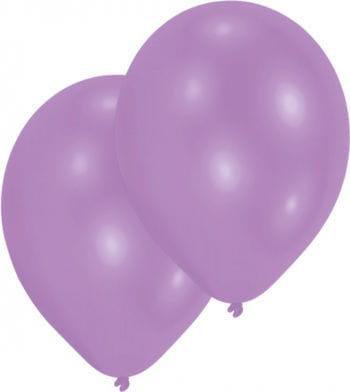 Premium Luftballons metallic violett