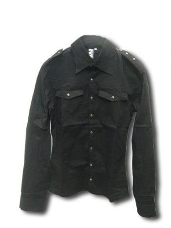 Gothic Hemd Gr XXL