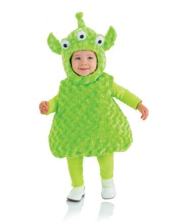 Mini Alien Plush Costume