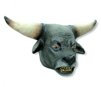 Minotaurus Maske dunkel