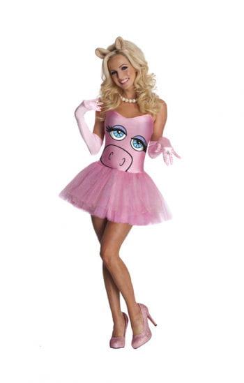 Muppets Miss Piggy Damenkostüm