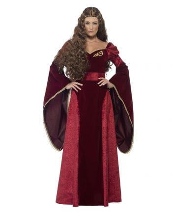 Mittelalter Königin Kostüm
