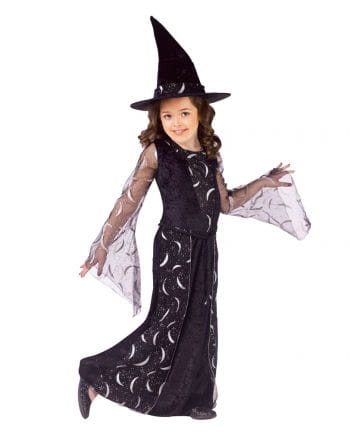 Crescent Moon Witch Child Costume S