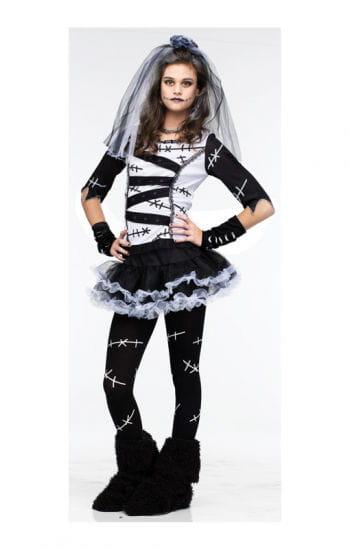 Monsterbraut Teenie Kostüm