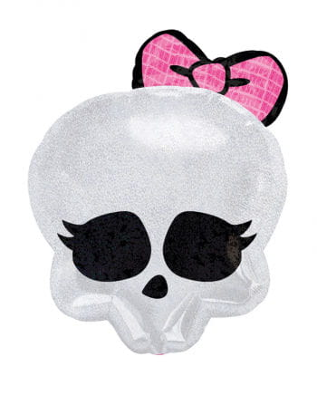 Folienballon Skullette