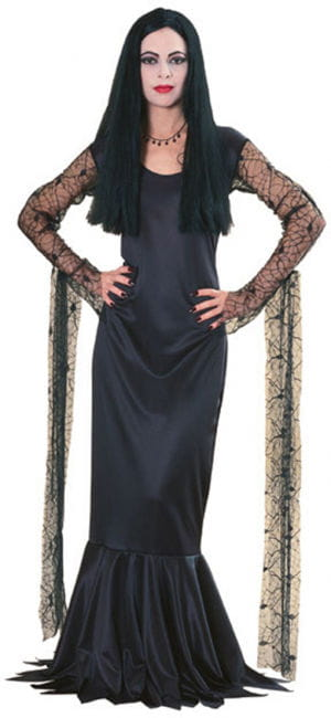 Schwarze Witwe Deluxe Kostüm